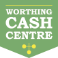 Worthing Cash Centre logo